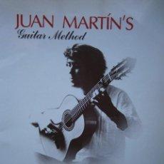 Libros de segunda mano: EL ARTE FLAMENCO DE LA GUITARRA JUAN MARTIN'S GUITAR METHOD UNITED MUSIC 1978. Lote 227579135