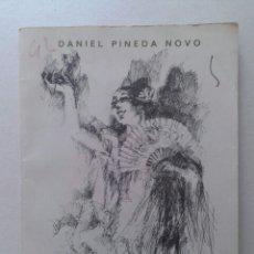 Libros de segunda mano: RETRATOS CON NOMBRE, DE DANIEL PINEDA NOVO (ASOCIACIÓN FRANCOS, 1987). CANCIÓN ANDALUZA. Lote 92807500