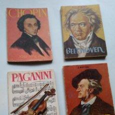 Libros de segunda mano: LIBRO ENCICLOPEDIA PULGA MUSICOS COMPOSITORES. Lote 93176765