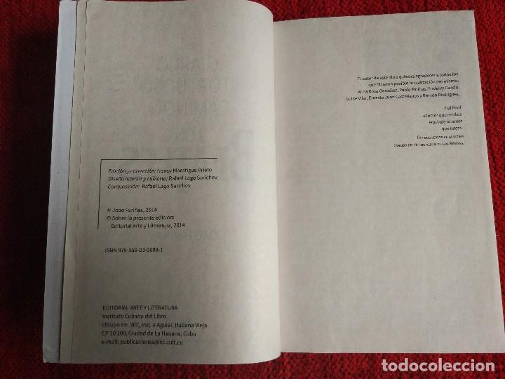 Libros de segunda mano: Largo y tortuoso camino de LOS BEATLES Joao Fariñas editorial arte y literatura La Habana - Foto 3 - 93680820