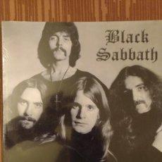 Libros de segunda mano: BLACK SABBATH - UNA HISTORIA PESADA, POR DANIEL HELOU - EDITORIAL DISTAL - NUEVO - ARGENTINA. Lote 93972350