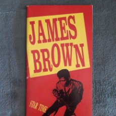 Libros de segunda mano: JAMES BROWN / STAR TIME . Lote 94116680