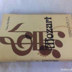 Libros de segunda mano: MOZART-YVES Y ADA REMY-SEGUNDA EDICION 1976-ESPASA CALPE, S.A.. Lote 94545667