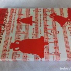 Libros de segunda mano: CANTEMOS AL SEÑOR-J. RODRÍGUEZ MEDINA-ORDINARIO DE LA MISA CON EL TEXTO OFICIAL CASTELLANO ; CANTOS . Lote 94549547