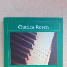 Libros de segunda mano - LAS SONATAS PARA PIANO DE BEETHOVEN (INCLUYE AUDIO CD) CHARLES ROSEN , 2005 - 94935003