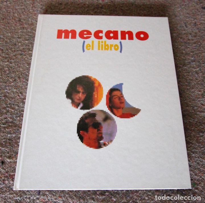 MECANO - EL LIBRO - AÑO 1992 - PRIMERA EDICIÓN - 126 PÁGINAS - IMPECABLE ESTADO (Libros de Segunda Mano - Bellas artes, ocio y coleccionismo - Música)