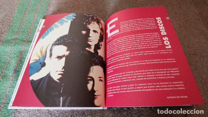 Libros de segunda mano: Mecano - El libro - Año 1992 - Primera edición - 126 páginas - Impecable estado - Foto 3 - 95603623