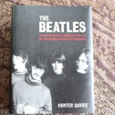 Libros de segunda mano: BEATLES- BIOGRAFIA OFICIAL ACTUALIZADA - POR HUNTER DAVIES. Lote 96684691