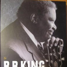 Libros de segunda mano: LIBRO CD THE BB KING TREASURES DICK WATERMAN . Lote 97868639