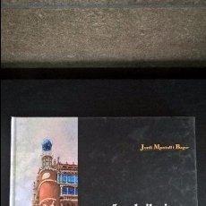 Libros de segunda mano: 30 AÑOS DE ILUSIONES. PALAU DE LA MUSICA CATALANA 1979-2009. JORDI MONTULL I BAGUR.TECNOEXPRESS 2009. Lote 101972543