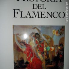Libros de segunda mano: HISTORIA DEL FLAMENCO, TOMO 1, EDITORIAL TARTESSOS, NUEVO. Lote 102229355