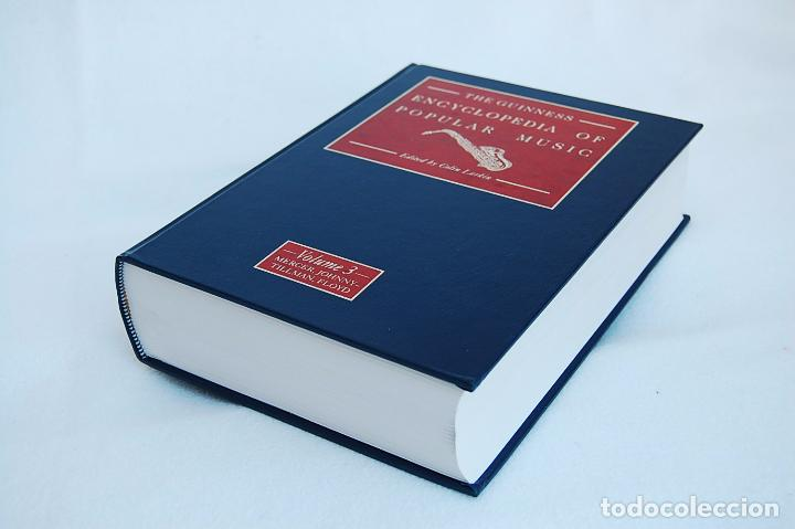 Libros de segunda mano: THE GUINNESS ENCYCLOPEDIA OF POPULAR MUSIC – ED. COLIN LARKIN (4 TOMOS) - Foto 15 - 102535951