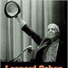 Libros de segunda mano: LEONARD COHEN EN ESPAÑA -LIBRO FORMATO GRANDE EN TAPA DURA NUEVO. Lote 102969735