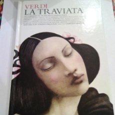 Libros de segunda mano: LA TRAVIATA - VERDI. Lote 103446987