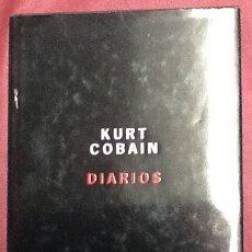 Libros de segunda mano - Kurt Cobain. Diarios. Reservoir books, MONDADORI. - 103965995