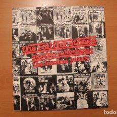 Libros de segunda mano: THE ROLLING STONES. SINGLES COLLECTION. THE LONDON YEARS. Lote 104098403