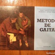 Libros de segunda mano: LIBRO METODO DE GAITA XUACU AMIEVA. Lote 104187827