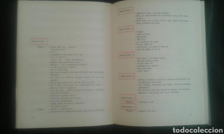 Libros de segunda mano: Camino que vas al mar (dramatización para chicos y chicas de varias edades). A. Navas Saenz - Foto 4 - 104284831