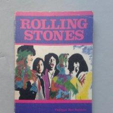 Libros de segunda mano: ROLLING STONES. PHILIPPE BAS-RABERIN.. Lote 104808419