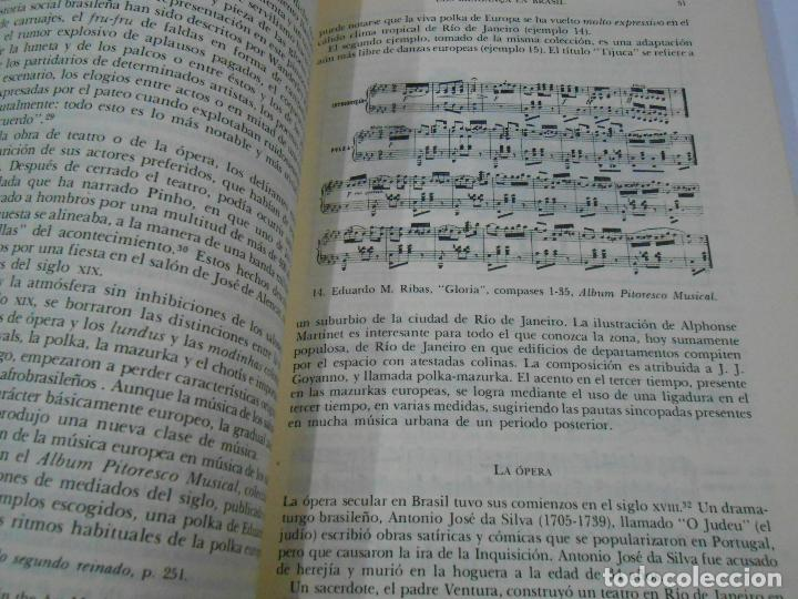 Libros de segunda mano: LA MÚSICA DE BRASIL. APPLEBY, DAVID P. TDK332 - Foto 2 - 107719951
