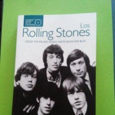 Libros de segunda mano: LOS ROLLING STONES. DESDE THE ROLLING STONES HASTA BLACK AND BLUE. HISTORIAS DETRÁS DE LAS CANCIONES. Lote 107990175