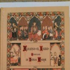 Libros de segunda mano: CANTIGAS DE SANTA MARIA. VOLUMEN II. FACSIMIL. 33 X 25 CM. NUEVO. Lote 139488022