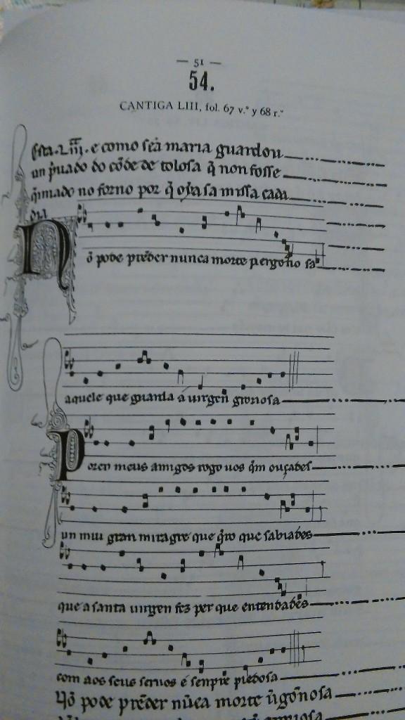 Libros de segunda mano: CANTIGAS DE SANTA MARIA. VOLUMEN III. FACSIMIL. 33 x 25 cm. NUEVO - Foto 4 - 139488048