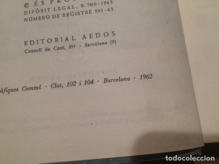 Libros de segunda mano: Antiguo libro Pau Casals por Joan Alavedra año 1962 - Foto 4 - 110133227
