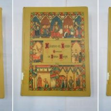 Libros de segunda mano: ALFONSO X EL SABIO. CÁNTIGAS DE SANTA MARÍA. 3 TOMOS. VOLUMEN I, II Y III. . Lote 112648127