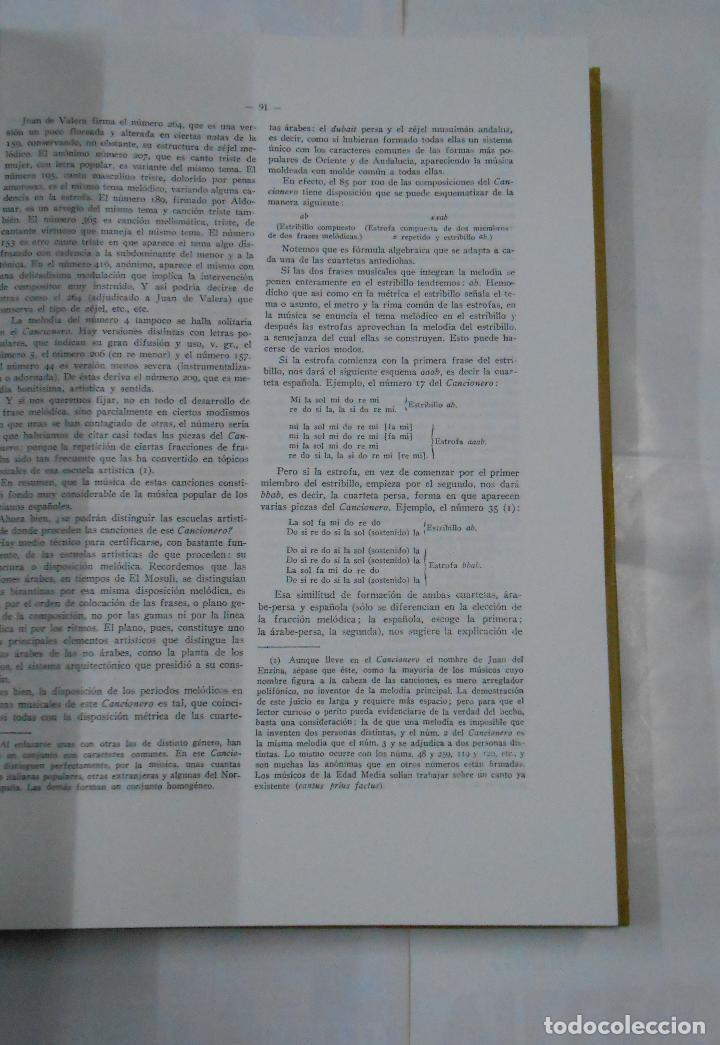 Libros de segunda mano: ALFONSO X EL SABIO. CÁNTIGAS DE SANTA MARÍA. 3 TOMOS. VOLUMEN I, II Y III. Arm21 - Foto 2 - 112648127