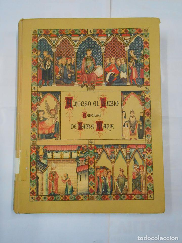 Libros de segunda mano: ALFONSO X EL SABIO. CÁNTIGAS DE SANTA MARÍA. 3 TOMOS. VOLUMEN I, II Y III. Arm21 - Foto 7 - 112648127