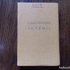 Libros de segunda mano: CANCIONERO JUVENIL.1ª EDICIÓN DEL FRENTE DE JUVENTUDES 1947.. Lote 112698095