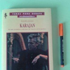 Libros de segunda mano: KARAJAN. Lote 112881587