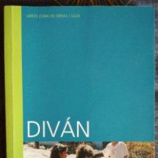 Libros de segunda mano: DIVÁN- CONVERSACIONES CON ENRIQUE BUNBURY -1ª EDICION LIBROS ZONA DE OBRAS-SGAE- HEROES DEL SILENCIO. Lote 113165135