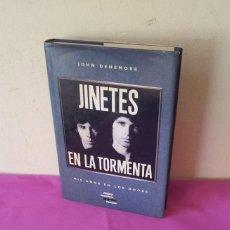 Libros de segunda mano: JOHN DENSMORE - JINETES EN LA TORMENTA, MIS AÑOS EN LOS DOORS - GRIJALBO 1991. Lote 115489102