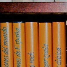 Libros de segunda mano: GRAN DISCOTECA FAMILIAR (EDITORIAL PLANETA) - VARIOS. Lote 112887391