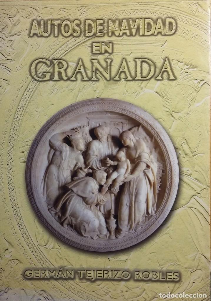 Autos De Navidad En Granada German Tejerizo Ro Comprar Libros De
