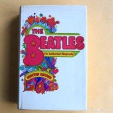Libros de segunda mano: BEATLES - BIOGRAFÍA OFICIAL - 1ª EDICIÓN - HUNTER DAVIES. Lote 115434727