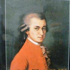 Libros de segunda mano: MOZART. RETRATO DE UN GENIO, EDICIONES FOLIO, W. THOMPSO. Lote 115479431