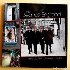 Libros de segunda mano: BEATLES ENGLAND. Lote 115494107