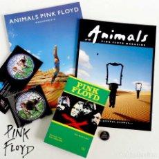Libros de segunda mano: LOTE PINK FLOYD. LIBRO - 2 FANZINES ESPAÑOL - MINI CD - PIN - TODO NUEVO + DVD REGALO. Lote 217531673