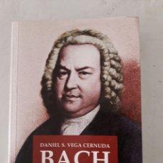 Libros de segunda mano: BACH. REPERTORIO COMPLETO MUSICAL DE LA MÚSICA VOCAL. VEGA CERNUDA. CÁTEDRA 2004. 1005 PÁGINAS.. Lote 115710808