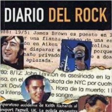 Libros de segunda mano: DIARIO DEL ROCK -EXCELENTE ANECDATORIO DEL ROCK DE CASI 300 PAGINAS 1ª EDICION 1997 -JOSEBA MARTIN. Lote 116994751