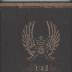 Libros de segunda mano: HEROES DEL SILENCIO. TESORO. TOUR 2007. ALBUM FOTOGRÁFICO.. TAPA DURA. Lote 117123291