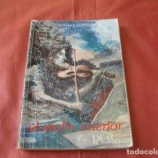 Libros de segunda mano: EL VIOLÍN INTERIOR (APRENDIZAJE) - HOPPENOT, DOMINIQUE. Lote 117311603