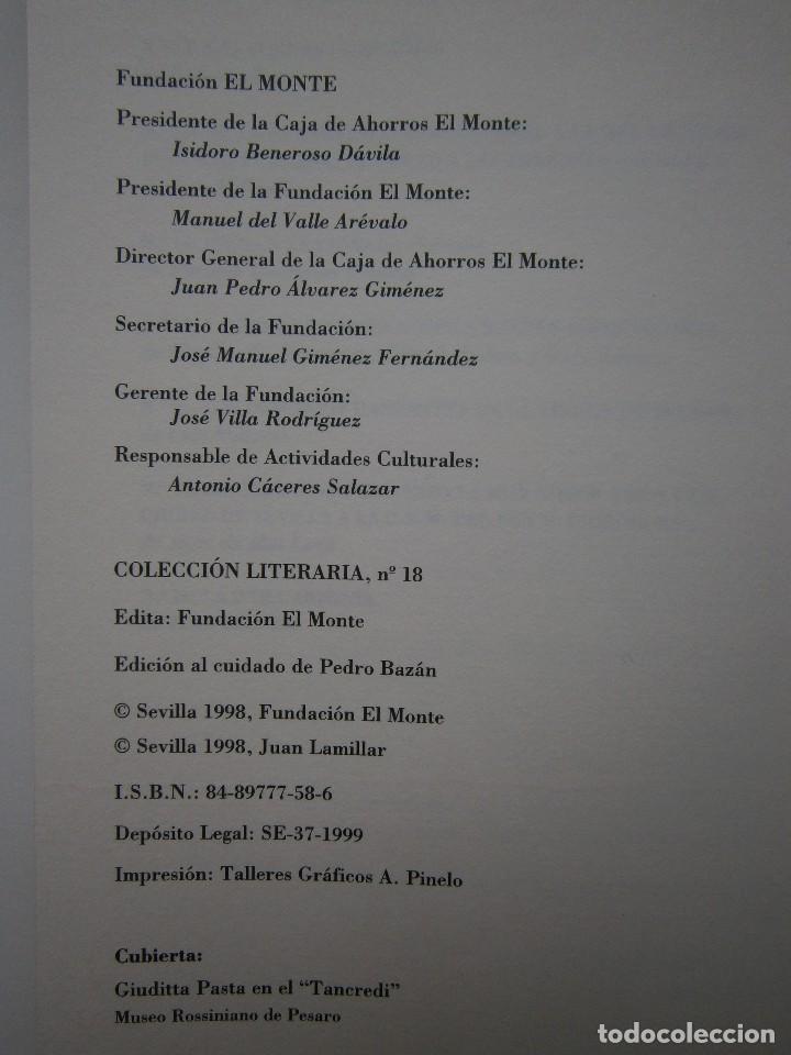 Libros de segunda mano: LA OTRA ABISINIA Juan Lamillar 1999 Edicion 500 ejemplares - Foto 12 - 117673435