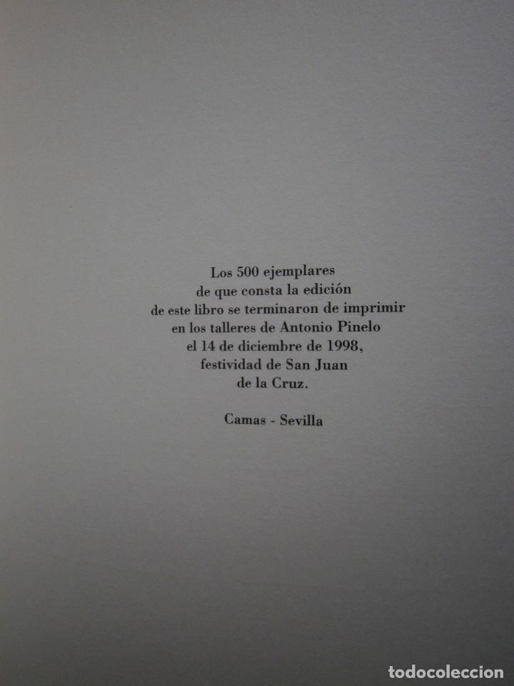Libros de segunda mano: LA OTRA ABISINIA Juan Lamillar 1999 Edicion 500 ejemplares - Foto 13 - 117673435