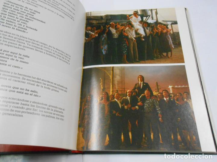 Libros de segunda mano: EL AMOR BRUJO. - CARLOS SAURA. ENRIQUE FRANCO Y SUS MUNDOS. TDKLT - Foto 2 - 117758587