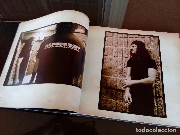 Libros de segunda mano: heroes del Silencio - tesoro - diario fotografico tour 2007 - no incluye dvd - Foto 2 - 117917779