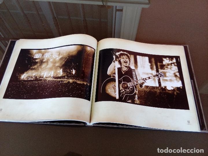 Libros de segunda mano: heroes del Silencio - tesoro - diario fotografico tour 2007 - no incluye dvd - Foto 3 - 117917779